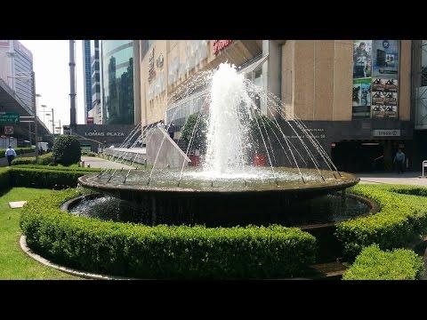 Fuentes de la Ciudad de México
