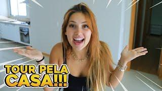 TOUR PELA MINHA CASA NOVA!!! *A CASA ESCOLHIDA*