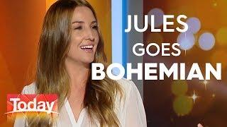 Jules Sebastian promises duet with her husband   TODAY Show Australia