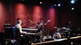 "TIZER - ""Acid Rain"" - Spaghettini Jazz Club (September 6, 2013)"