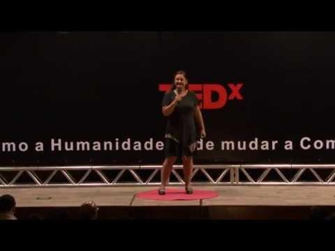 Quem se Importa -- Who Cares: Mara Mourão at TEDxRibeirao