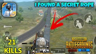 I Found A Hidden Secret Rope In PUBG Mobile Lite screenshot 5