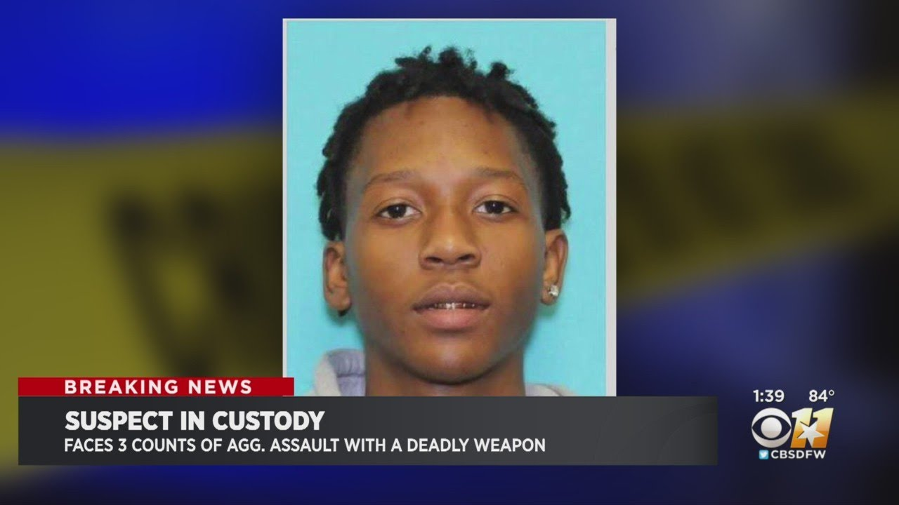 1 Of 4 Timberview HS Shooting Victims Critical, Suspect Timothy ...