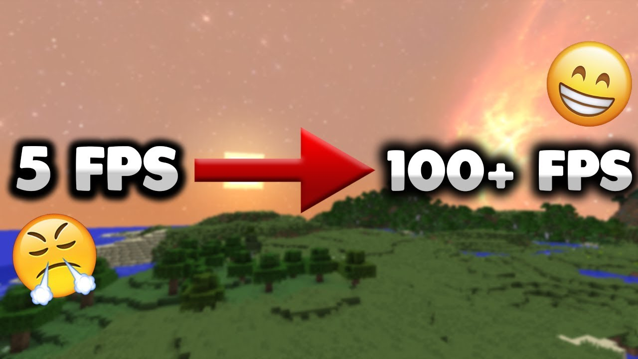how to get fps in minecraft