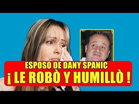 DANIELA SPANIC REVELA que su ESPOSO LE ROBÒ LA HUMILLÒ y quiere METERLA AL MANICOMIO