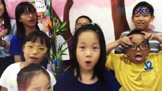 tiếng nhật cho trẻ em học ht bi ookina cng cc bạn lớp sakura a22