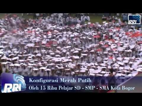 Kota Bogor Raih Rekor Muri Saat Peringatan Sumpah Pemuda 2017