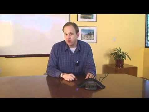 Polycom SoundStation IP5000 VoIP Conference Phone
