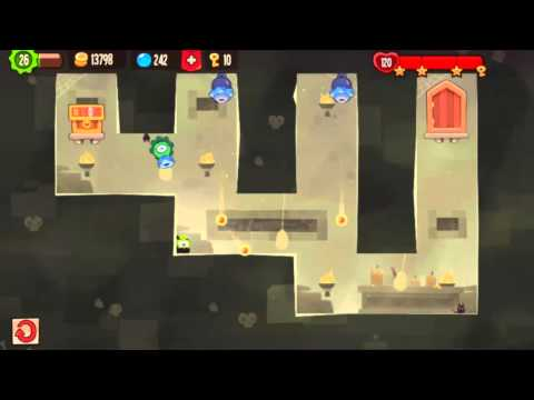 King Of Thieves: Level 60 (3 Stars)