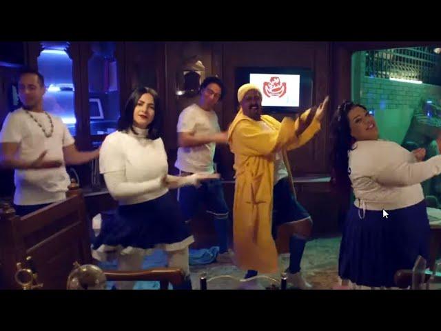 اقوي تريقة علي اغنية مافيا مافيا مافيا مع نجوم مسلسل بدل الحدوتة تلاتة😂😂😂هتموت من الضحك