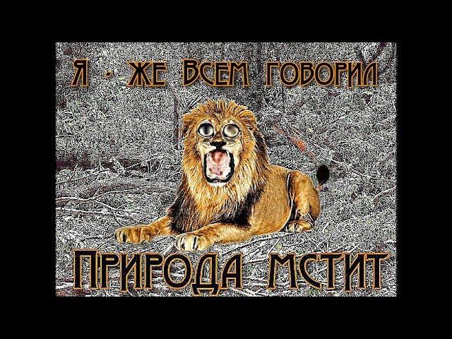 Природа мстит нам  - Алексей Доктор Леший -  бард