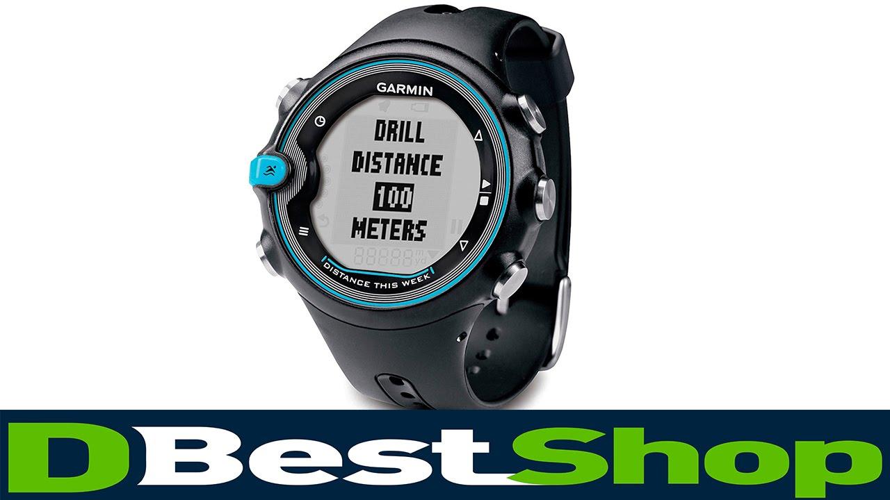 1ff2b6dd405 Relógio Garmin Swim para Natação 1004 00 PretoAzul - YouTube