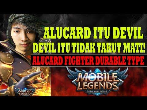 ALUCARD SI DEVIL TIDAK TAKUT MATI ! #14 - Mobile Legends