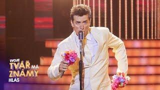 Roman Zach jako Elvis Presley