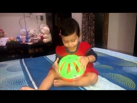 Funny Video Of Cute Indian Baby Girl In Her Expressions