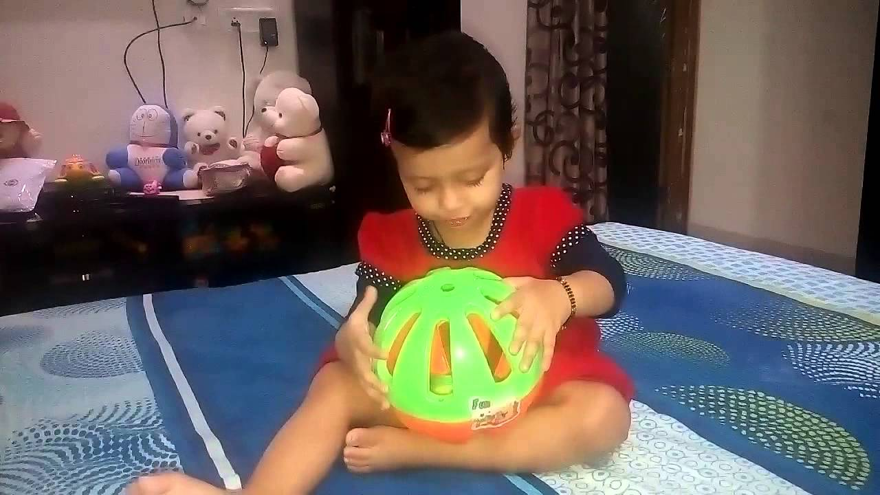 funny video of cute indian baby girl in her expressions - youtube
