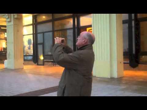 Vagues mortelles à Biarritz