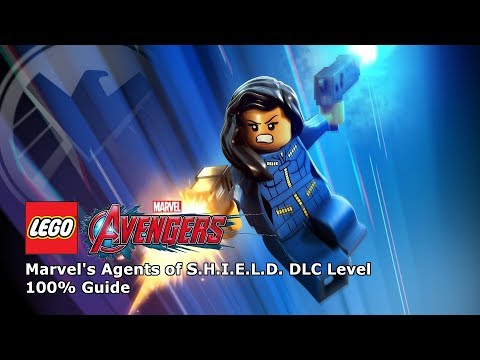 Marvel's Agents of SHIELD DLC Level 100% Guide - LEGO Marvel's Avengers