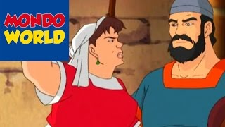 MOSES THE LAST VICTORY AND JERICHO - The Old Testament ep 22 - EN