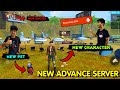 Free Fire New Advance Server Full Review April  New Character Pet Emotes Guns Maps Tsg  Mp3 - Mp4 Download