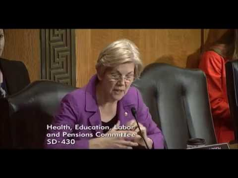 Elizabeth Warren - Health Technology to Promote Better Outcomes at Lower Costs