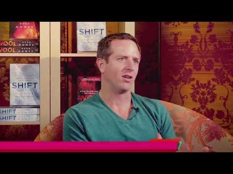 Hugh Howey interview about SHIFT - Random Book Talk