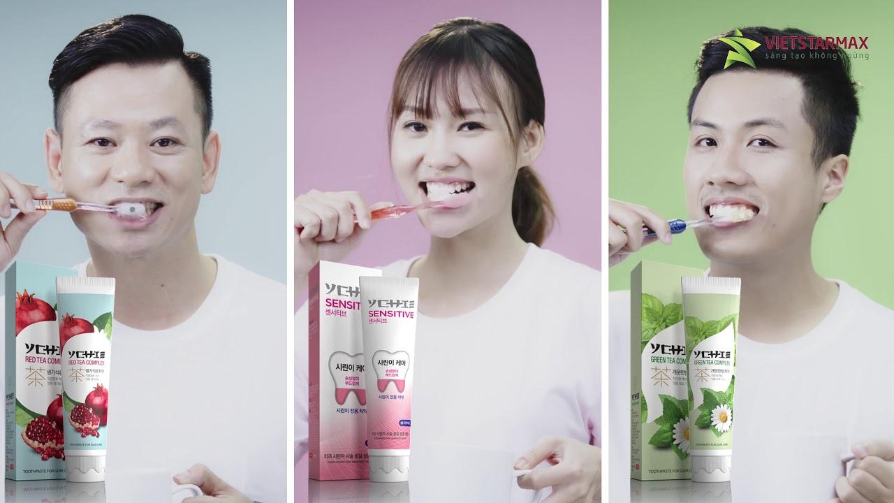 Phim quảng cáo | Kem đánh răng Ychie | 60s Video Viral Marketing