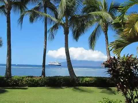 Lahaina Shores Beach Condo | Lahaina Shores Oceanfront Rentals  (  1 Bedroom #117 )