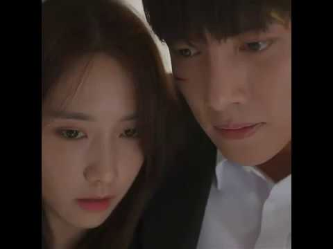Yoona & Ji Chang Wook - Kiss scene