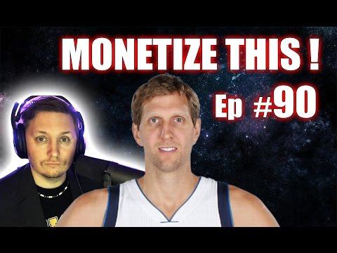 Monetize This 90  Dallas Mavericks Utah Jazz THE OA on Netflix Dirk Nowitzki