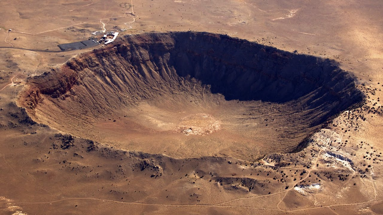 What Happens When a Meteorite Strikes Earth? -- Extreme ...