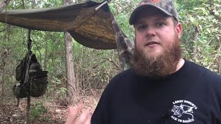 Aqua Quest Defender Tarp- Used and Abused Gear Review #1