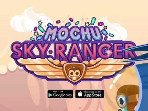 Mochu Sky Ranger - English, Spanish, French and Italian language learning app for kids