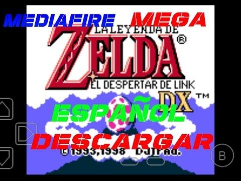 zelda dx rom español