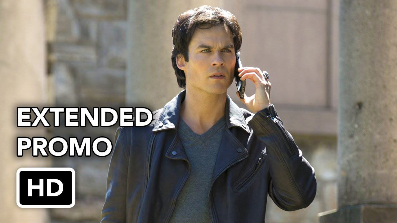 The Vampire Diaries 7x22 Extended Promo