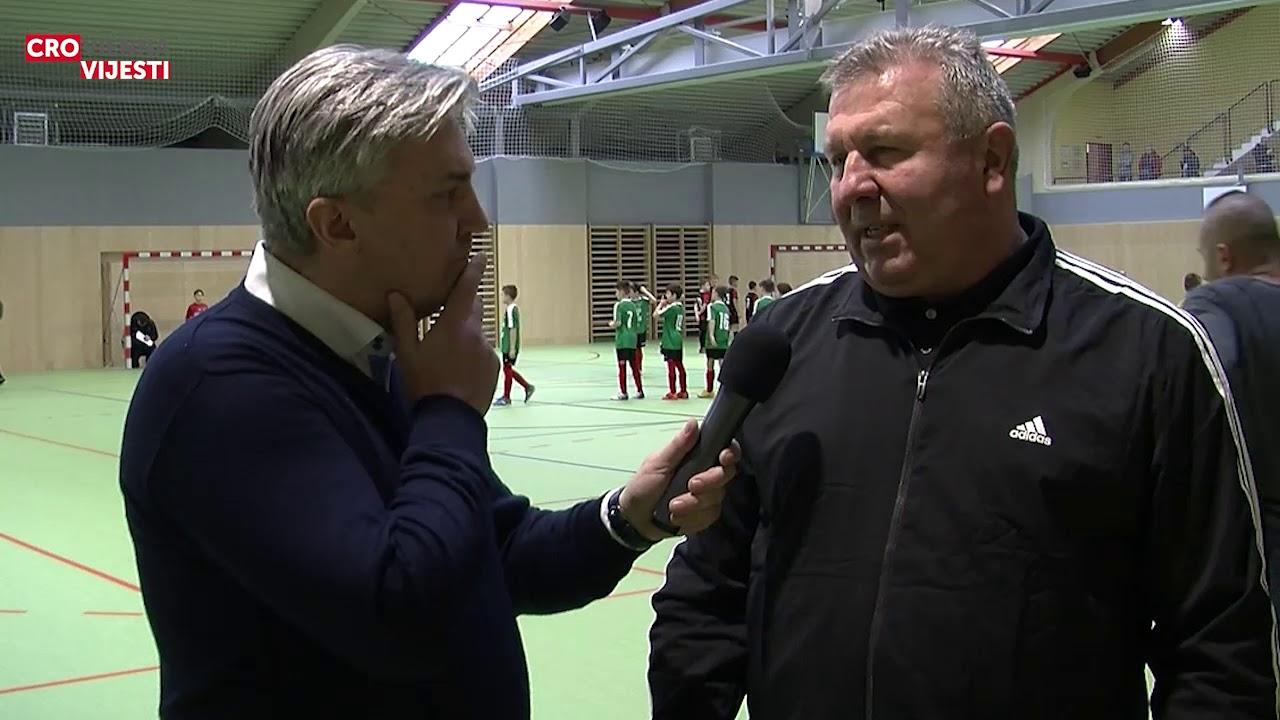 Razgovor sa Željkom Šuškom, predsjednikom Nogometnog kluba Dilj Vinkovci.