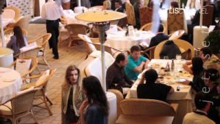 Ресторан BISTROT-  Открытие летней веранды(Московский «Bistrot» - побратим знаменитого на весь мир одноименного ресторана в итальянском курортном горо..., 2011-12-08T13:23:49.000Z)