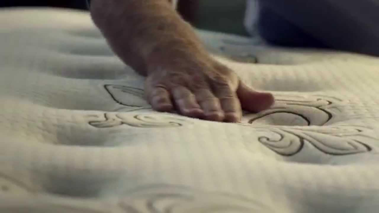 prospanek luxusna prua inove matrace stearns foster youtube