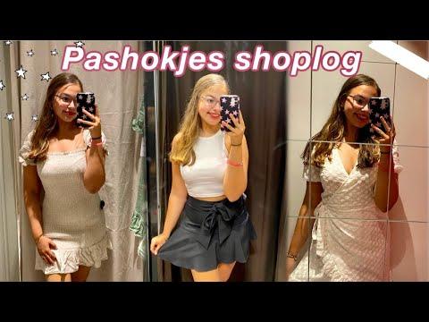 Download XL PASHOKJES SHOPLOG *ZARA, STRADIVARIUS, H&M*
