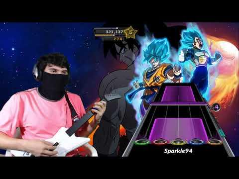 [Guitar hero 3/CH] Dragon Ball Super Broly - Blizzard / Daichi Miura /  Trailer | EPIC SONG