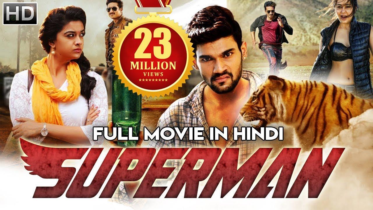 Download Superman (2019) New Released Full Hindi Dubbed Movie | Sundeep,Lavanya Tripathi | South Movie 2019