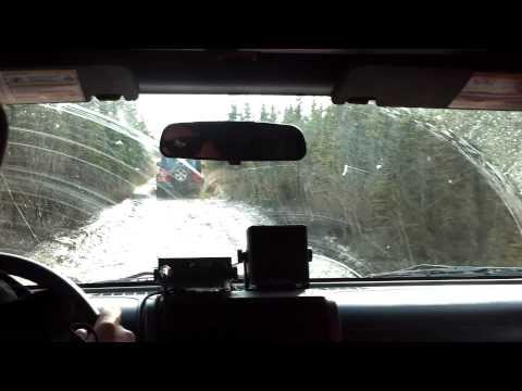 Alaska style driving!
