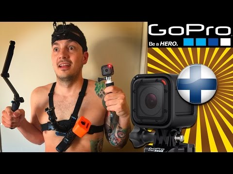READY for FINLAND! I bought GoPro EVERYTHING! (special trip & livestream!)