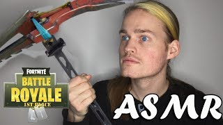 ASMR - Getting Destroyed In Fortnite: BR (Soft-ish Speaking)