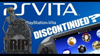 GOODBYE PS VIta in 2017? Is the Vita being Discontinued US NA EU