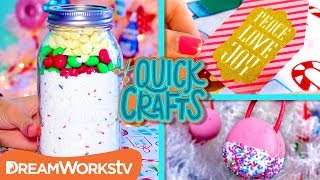 10 Cheap & Easy Last Minute Gifts | Quick Crafts