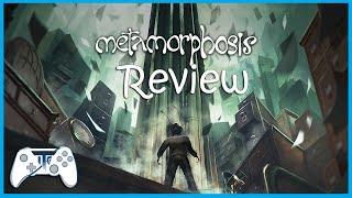 Metamorphosis Review (Video Game Video Review)