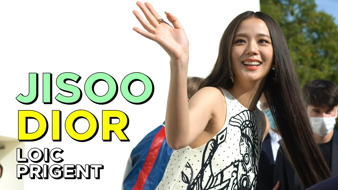 Download DIOR: JISOO'S FIRST FASHION SHOW! 지수 [BLACKPINK] By Loic Prigent