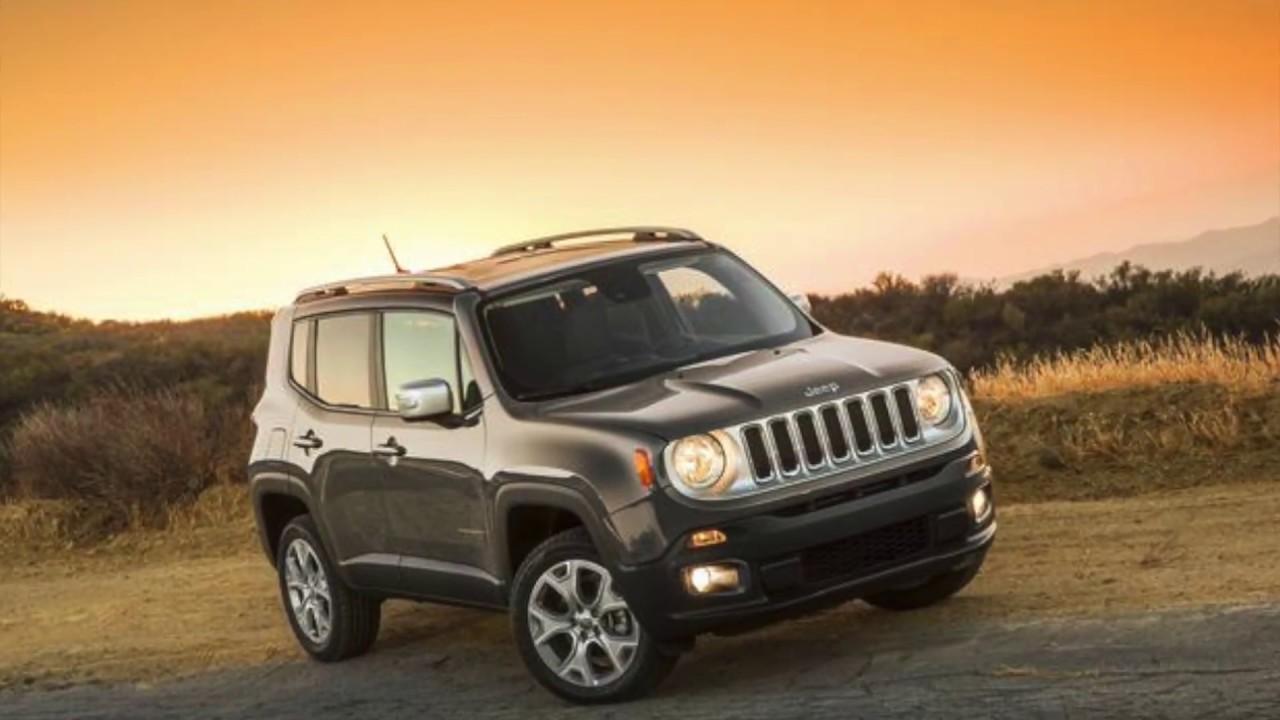 2017 jeep renegade limited interior steve landers chrysler dodge jeep ram youtube. Black Bedroom Furniture Sets. Home Design Ideas