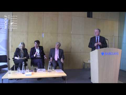Trust in Business: A Woolf Institute Panel Event